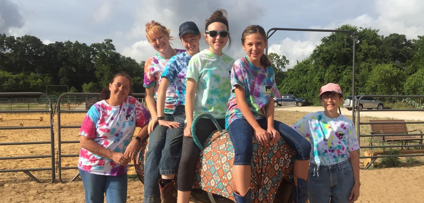 Open Trail Ranch Volunteers